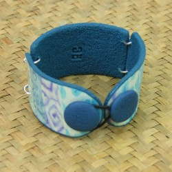 Bracelet Pastel bleu